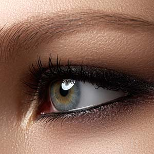 image of eye make up