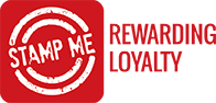 stamp me logo with live links below