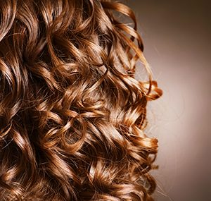 image of pretty curls